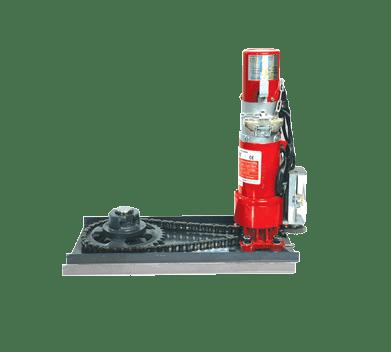Hutte-side-motor