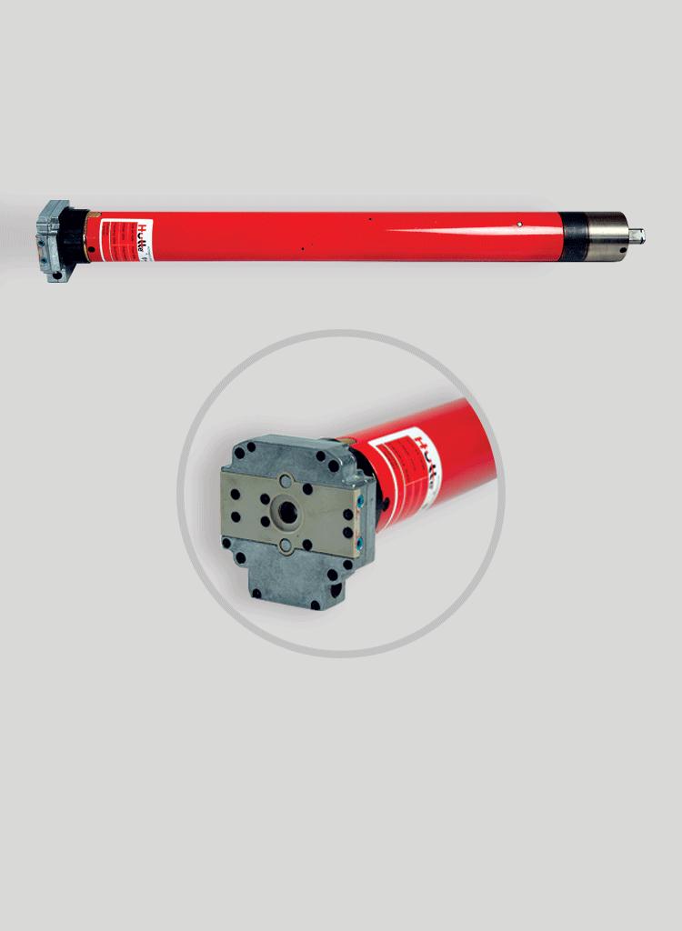 Hutte tubular motor HA model