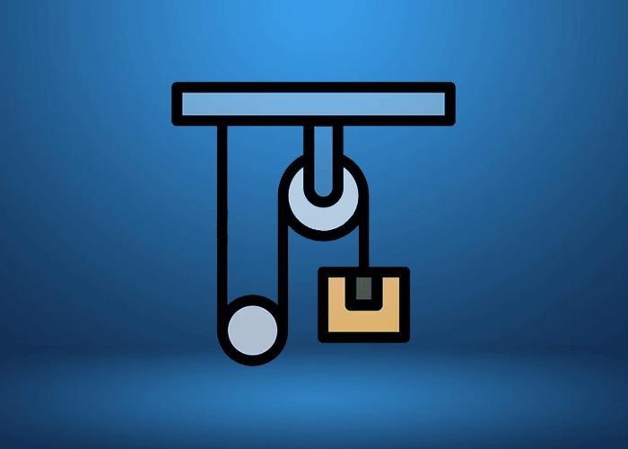 انواع قرقره در موتور درب برقی